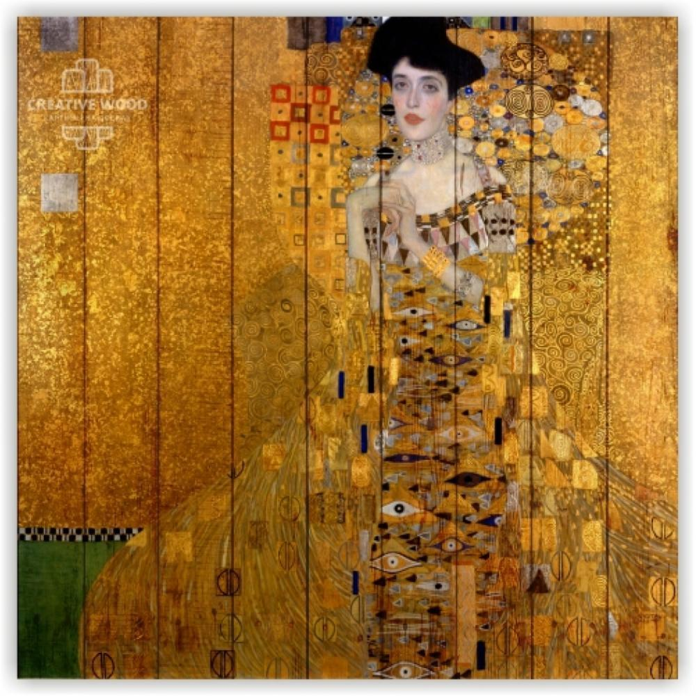 "Picture on the boards ""Adele - Gustav Klimt"""