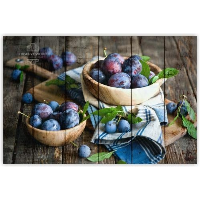 Sweets and spices - Plums