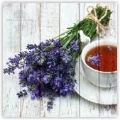 Сладости и специи  — Чай с лавандой