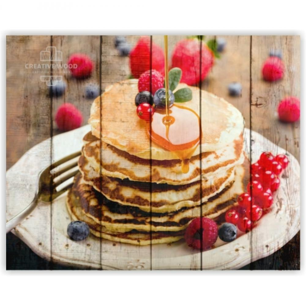 Sweets and spices - Pancakes with berries
