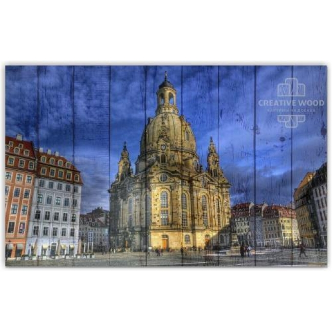 Painting on boards Countries - Germany