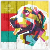Vector Graphics - Dog
