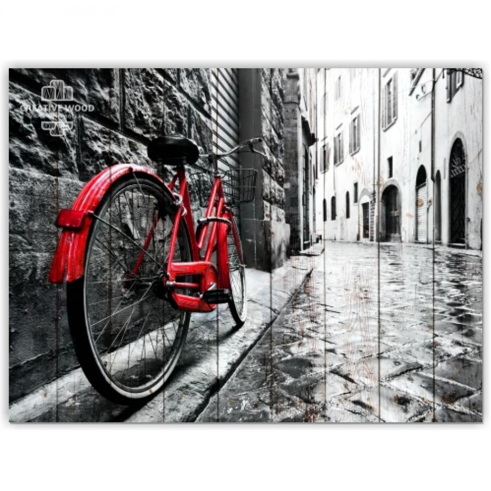 Bicycles - Red Bike