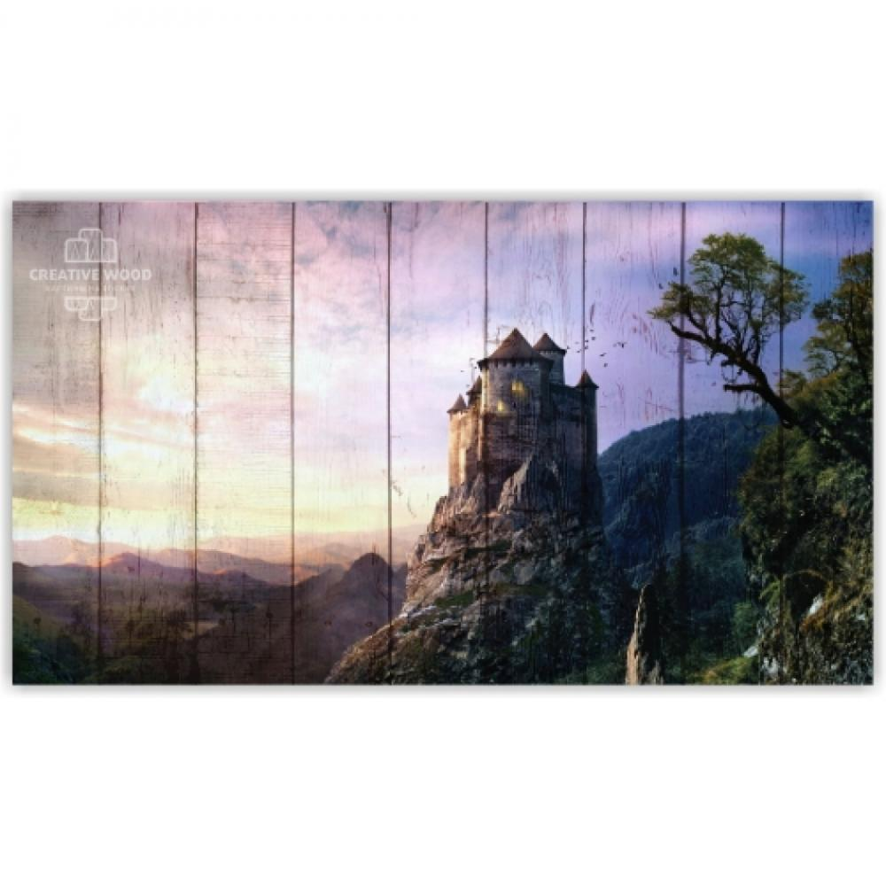 Fantasy - Castle in the Mountains